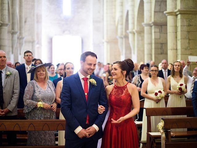 Il matrimonio di Nicholas e Sasha a Sermoneta, Latina 8