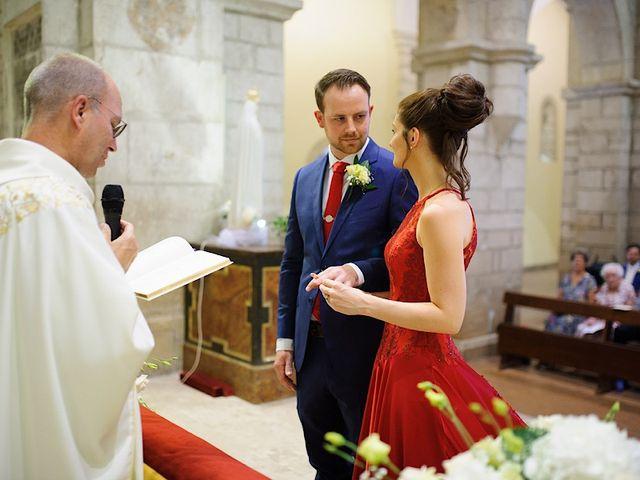 Il matrimonio di Nicholas e Sasha a Sermoneta, Latina 10