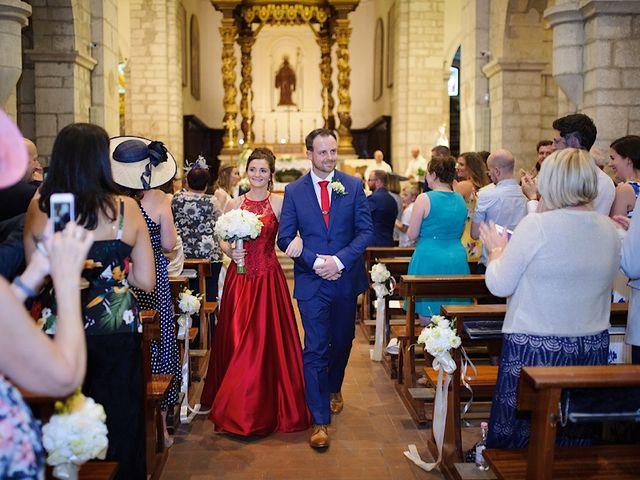Il matrimonio di Nicholas e Sasha a Sermoneta, Latina 11