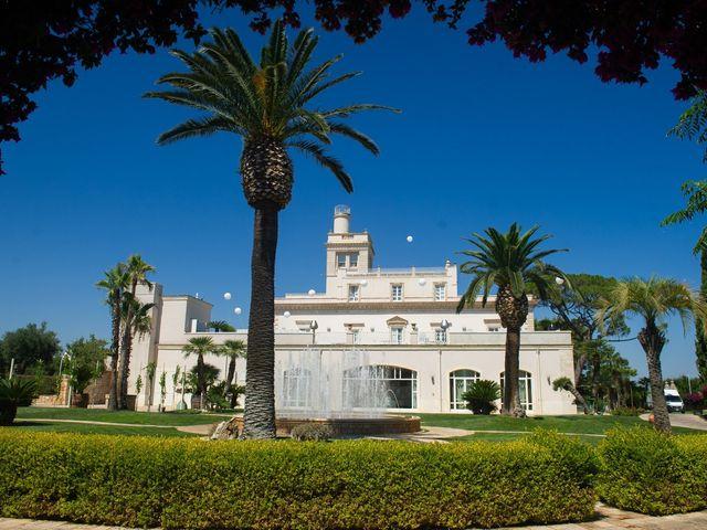 Il matrimonio di Damiano e Mara a Polignano a Mare, Bari 13