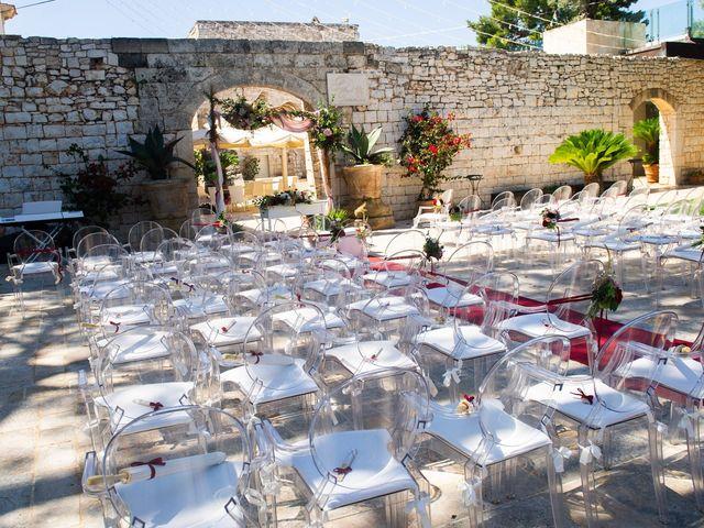Il matrimonio di Damiano e Mara a Polignano a Mare, Bari 16