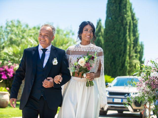 Il matrimonio di Damiano e Mara a Polignano a Mare, Bari 17