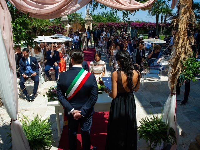 Il matrimonio di Damiano e Mara a Polignano a Mare, Bari 19