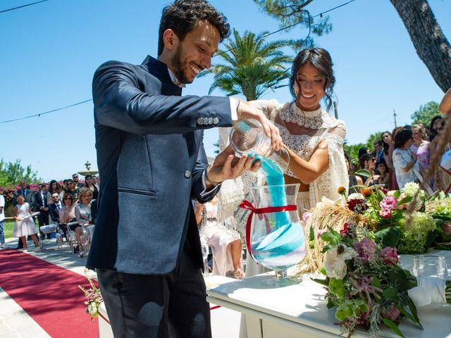 Il matrimonio di Damiano e Mara a Polignano a Mare, Bari 22