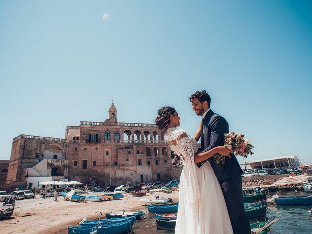 Il matrimonio di Damiano e Mara a Polignano a Mare, Bari 27