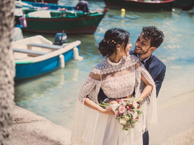 Le nozze di Mara e Damiano