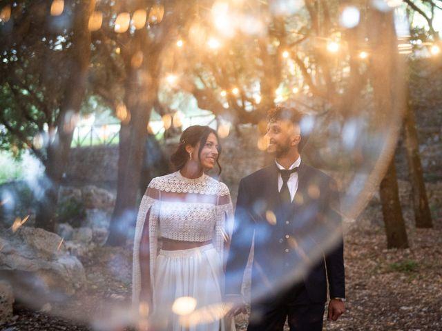 Il matrimonio di Damiano e Mara a Polignano a Mare, Bari 35