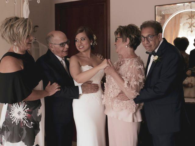 Il matrimonio di Emilio e Francesca a Caltanissetta, Caltanissetta 27