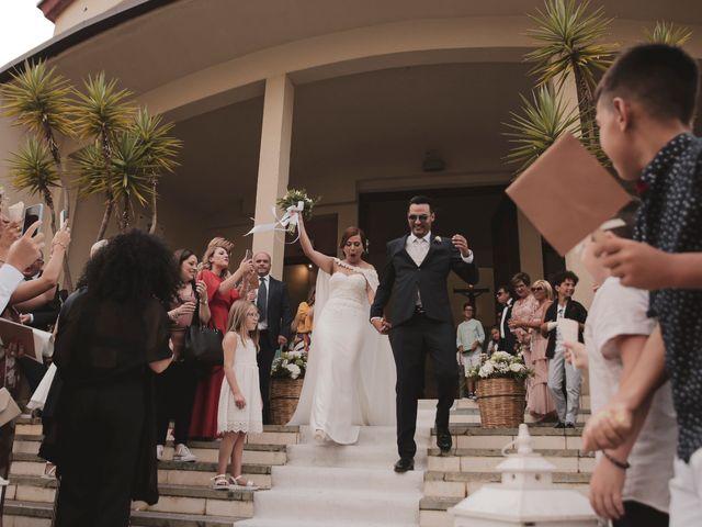 Il matrimonio di Emilio e Francesca a Caltanissetta, Caltanissetta 61