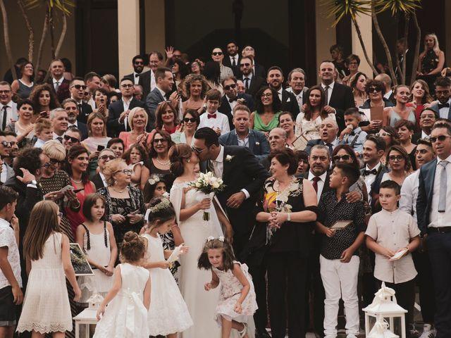Il matrimonio di Emilio e Francesca a Caltanissetta, Caltanissetta 64