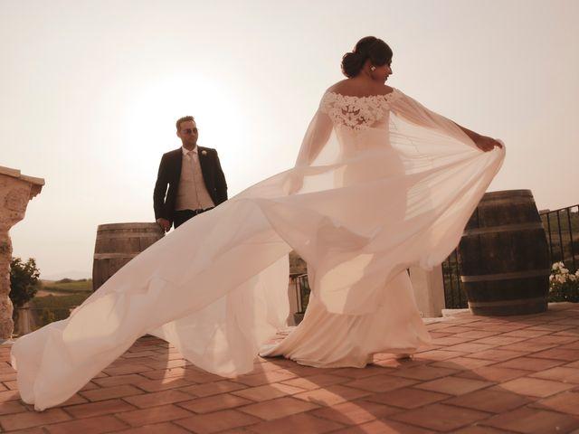 Il matrimonio di Emilio e Francesca a Caltanissetta, Caltanissetta 68
