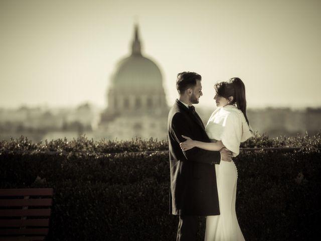 Le nozze di Giuliana e Ciccio