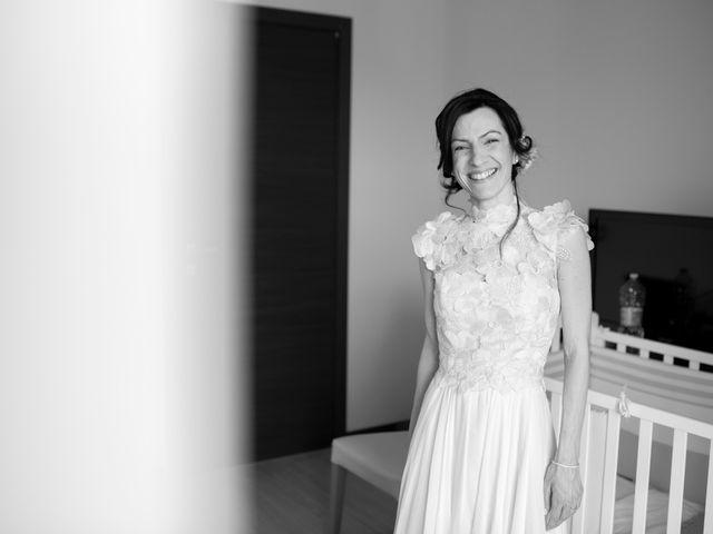 Il matrimonio di Fabrizio e Anna a Lugagnano Val d'Arda, Piacenza 11