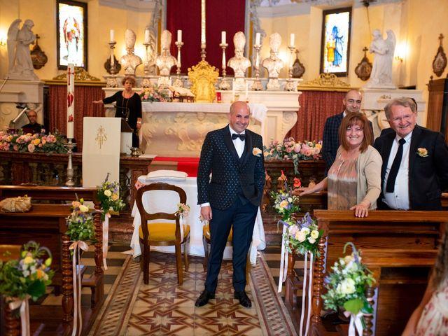 Il matrimonio di Fabrizio e Anna a Lugagnano Val d'Arda, Piacenza 13