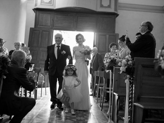 Il matrimonio di Fabrizio e Anna a Lugagnano Val d'Arda, Piacenza 14