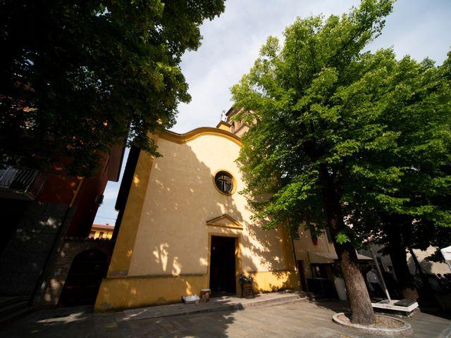 Il matrimonio di Fabrizio e Anna a Lugagnano Val d'Arda, Piacenza 15