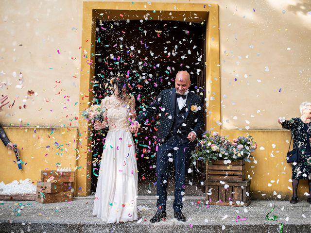 Il matrimonio di Fabrizio e Anna a Lugagnano Val d'Arda, Piacenza 17