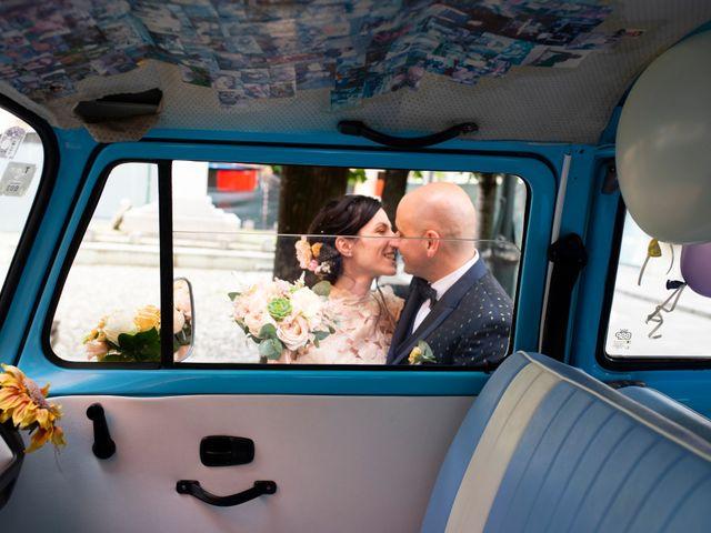 Il matrimonio di Fabrizio e Anna a Lugagnano Val d'Arda, Piacenza 18