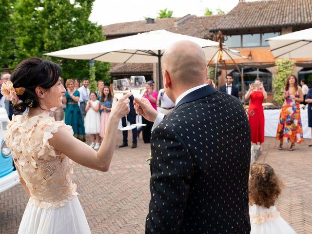 Il matrimonio di Fabrizio e Anna a Lugagnano Val d'Arda, Piacenza 20