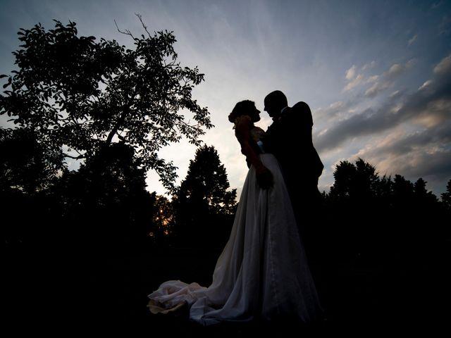 Il matrimonio di Fabrizio e Anna a Lugagnano Val d'Arda, Piacenza 22