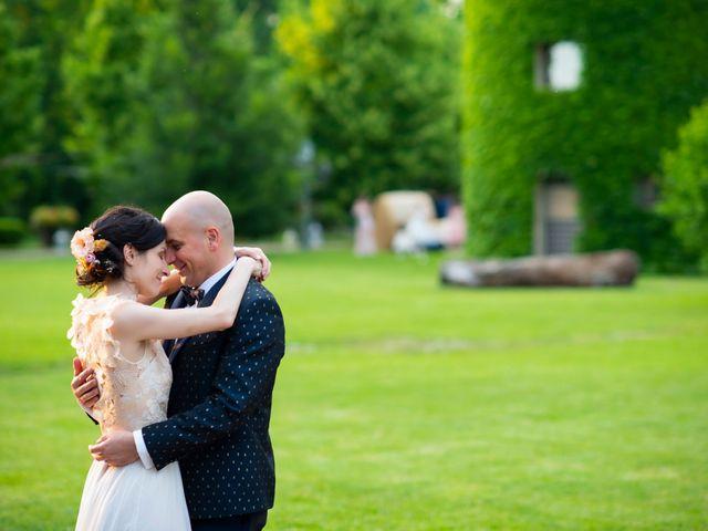 Il matrimonio di Fabrizio e Anna a Lugagnano Val d'Arda, Piacenza 23