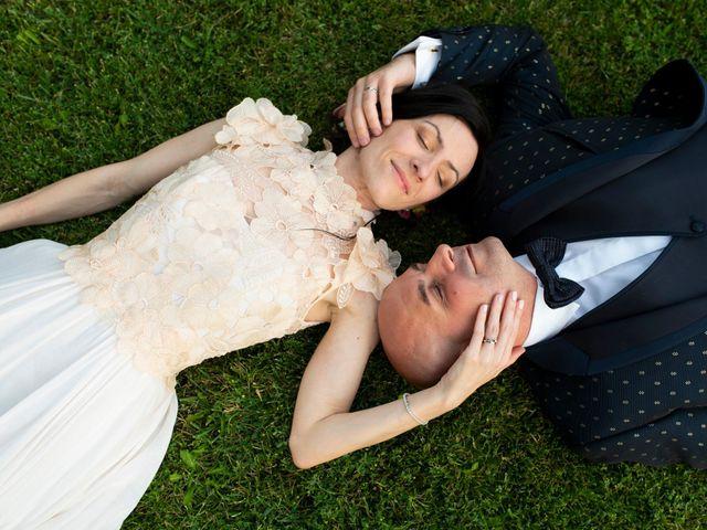 Il matrimonio di Fabrizio e Anna a Lugagnano Val d'Arda, Piacenza 24