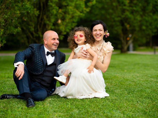 Il matrimonio di Fabrizio e Anna a Lugagnano Val d'Arda, Piacenza 1