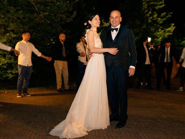 Il matrimonio di Fabrizio e Anna a Lugagnano Val d'Arda, Piacenza 34
