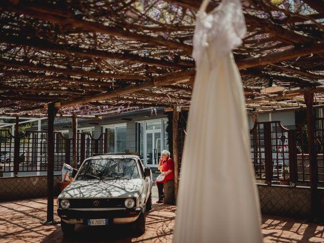 Il matrimonio di Josè e Isabel a Sorrento, Napoli 5