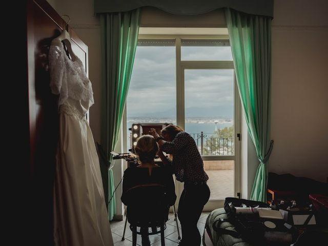Il matrimonio di Josè e Isabel a Sorrento, Napoli 6