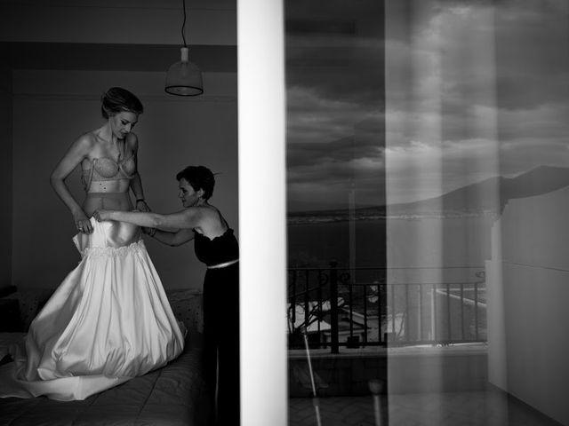 Il matrimonio di Josè e Isabel a Sorrento, Napoli 13