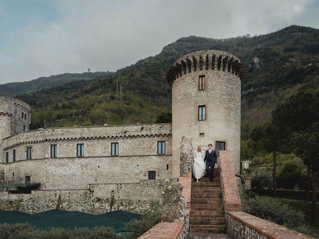 Il matrimonio di Josè e Isabel a Sorrento, Napoli 36