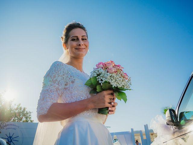 Il matrimonio di Filippo e Sara a Jesolo, Venezia 9