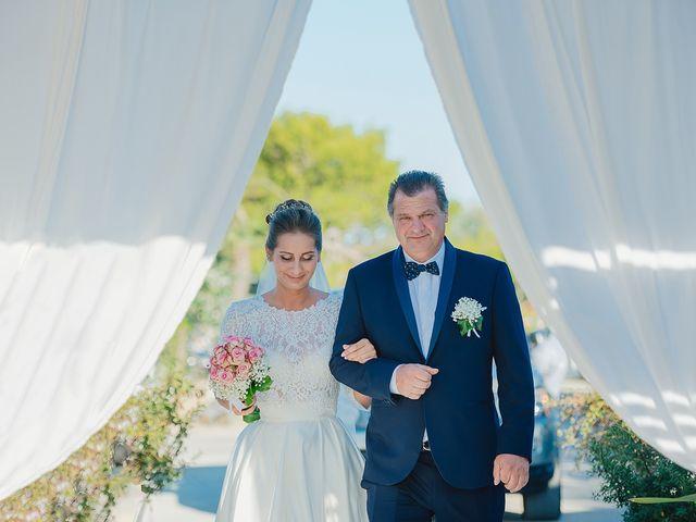 Il matrimonio di Filippo e Sara a Jesolo, Venezia 11