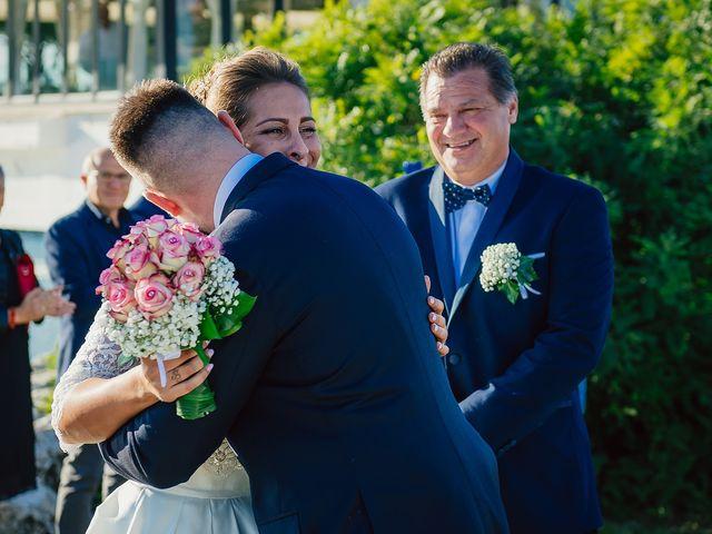 Il matrimonio di Filippo e Sara a Jesolo, Venezia 12