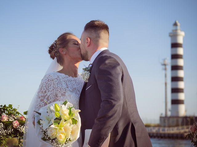 Il matrimonio di Filippo e Sara a Jesolo, Venezia 15