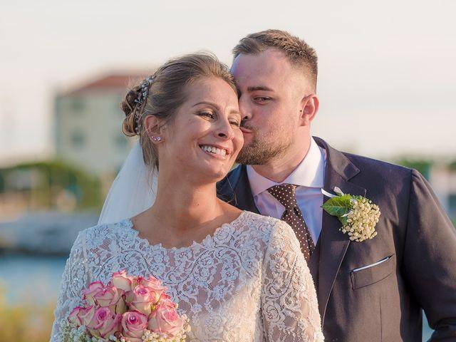 Il matrimonio di Filippo e Sara a Jesolo, Venezia 16