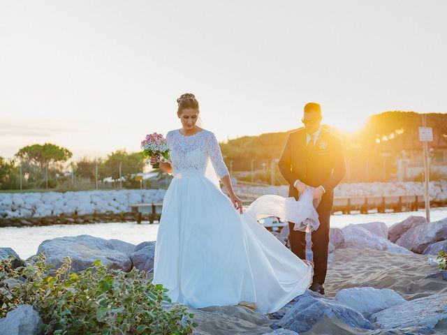 Il matrimonio di Filippo e Sara a Jesolo, Venezia 22