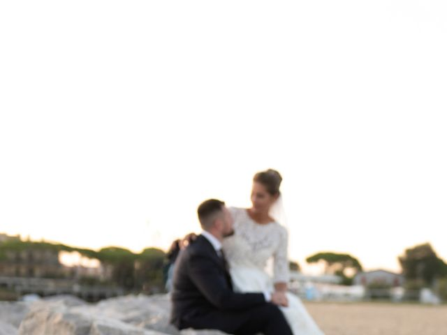 Il matrimonio di Filippo e Sara a Jesolo, Venezia 24