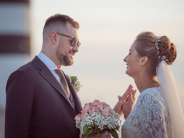 Il matrimonio di Filippo e Sara a Jesolo, Venezia 25