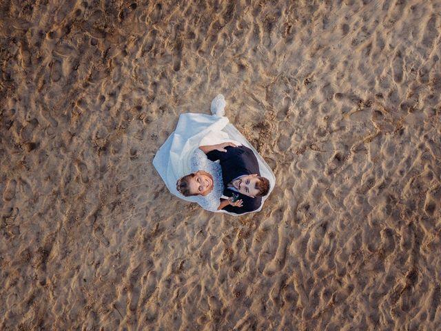 Il matrimonio di Filippo e Sara a Jesolo, Venezia 28