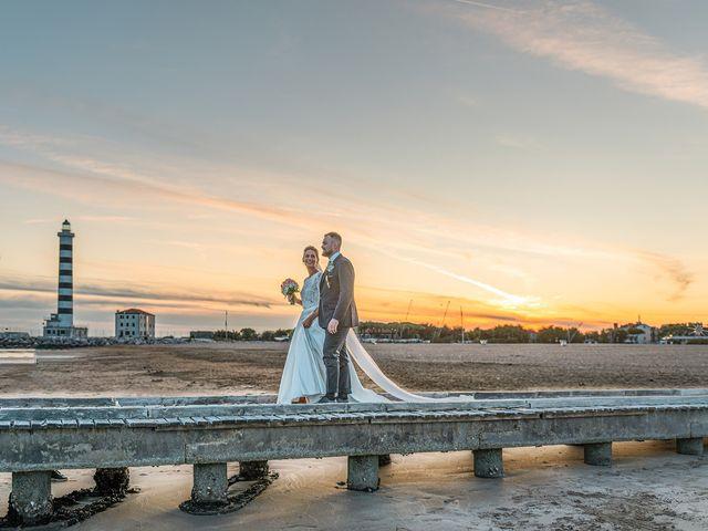 Il matrimonio di Filippo e Sara a Jesolo, Venezia 29