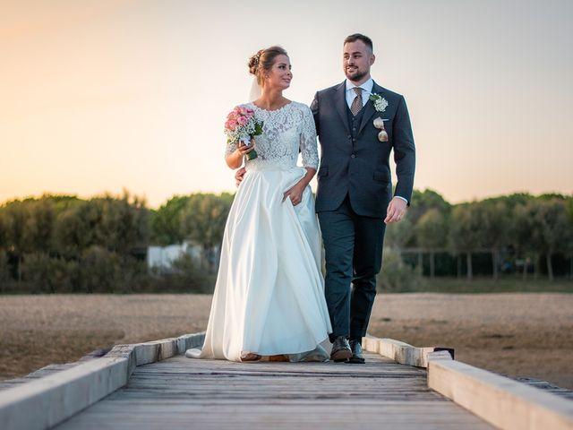 Il matrimonio di Filippo e Sara a Jesolo, Venezia 31