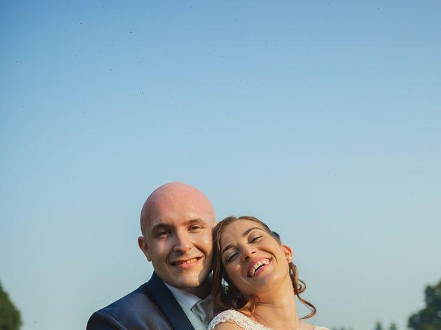 Il matrimonio di Alessandro e Erica a Robecco sul Naviglio, Milano 1
