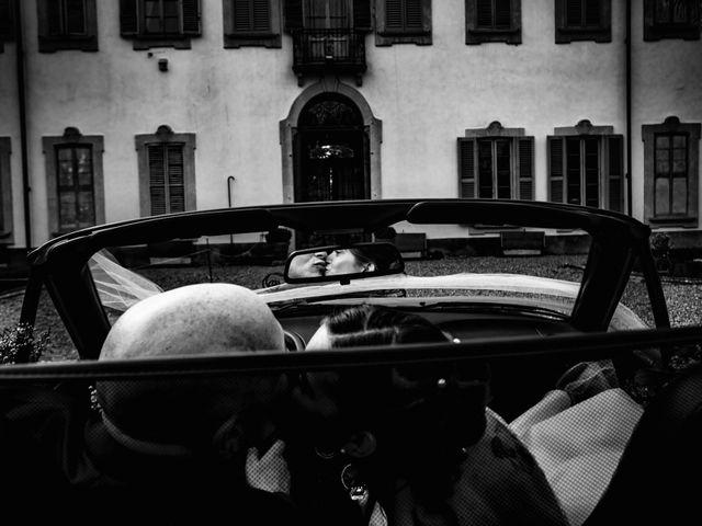 Il matrimonio di Alessandro e Erica a Robecco sul Naviglio, Milano 3