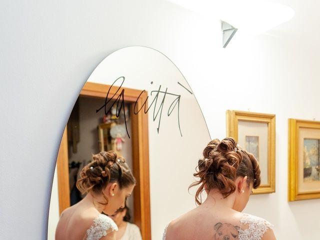 Il matrimonio di Alessandro e Erica a Robecco sul Naviglio, Milano 19