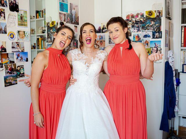 Il matrimonio di Alessandro e Erica a Robecco sul Naviglio, Milano 21