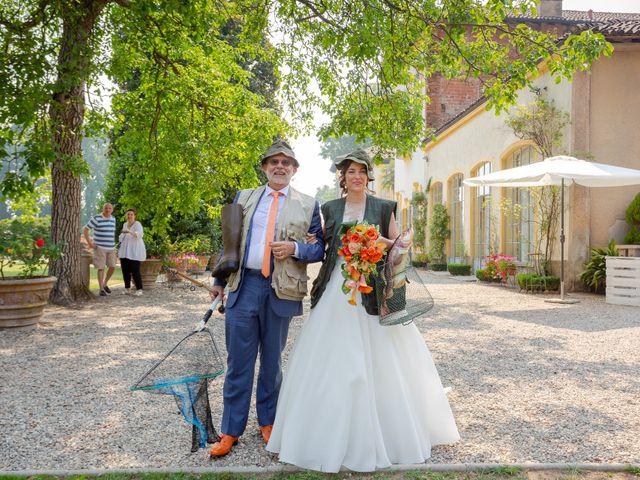 Il matrimonio di Alessandro e Erica a Robecco sul Naviglio, Milano 30