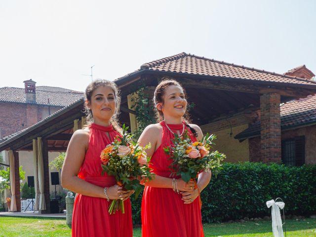 Il matrimonio di Alessandro e Erica a Robecco sul Naviglio, Milano 31