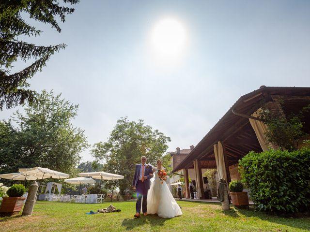 Il matrimonio di Alessandro e Erica a Robecco sul Naviglio, Milano 33